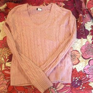 J. Crew Holiday Collection Angora Blend Sweater